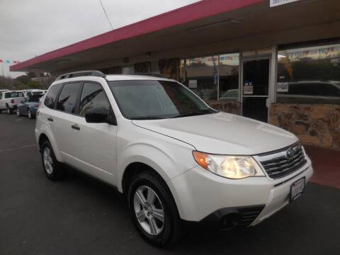 2010 Subaru Forester for sale at Auto 4 Less in Fremont CA