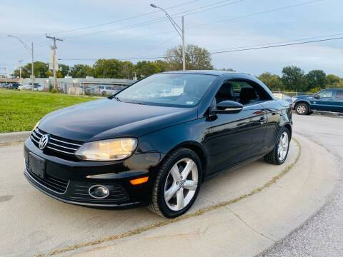 2012 Volkswagen Eos for sale at Xtreme Auto Mart LLC in Kansas City MO
