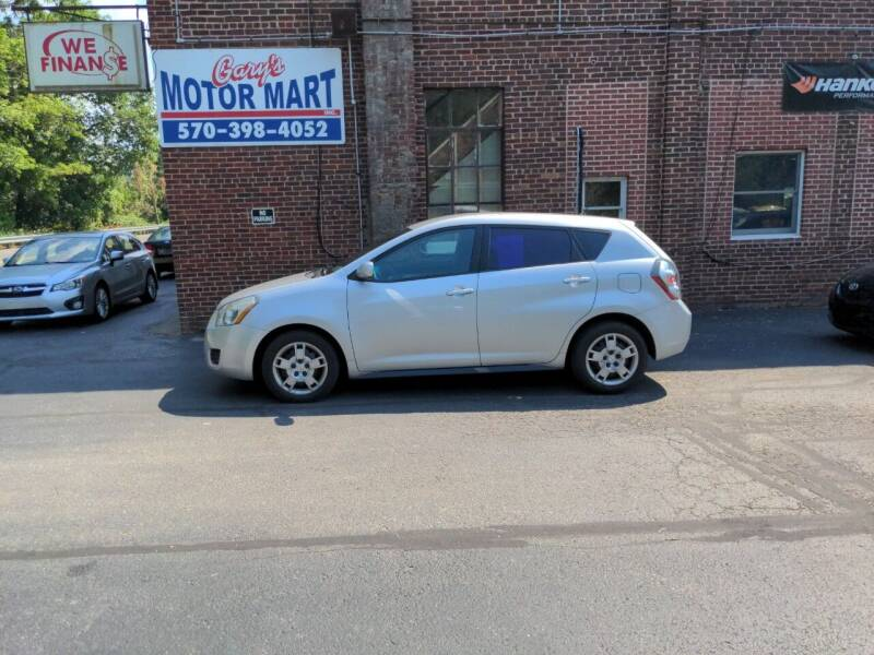 2009 Pontiac Vibe for sale at Garys Motor Mart Inc. in Jersey Shore PA