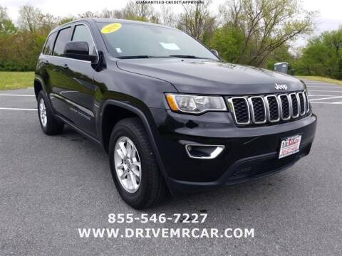 2018 Jeep Grand Cherokee for sale at Mr. Car City in Brentwood MD
