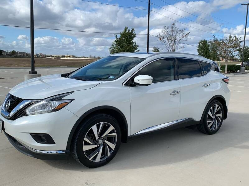 2015 Nissan Murano for sale at ABS Motorsports in Houston TX