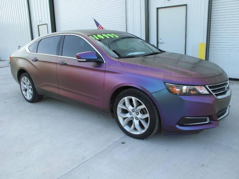 2016 Chevrolet Impala for sale at Deaux Enterprises, LLC. in Saint Martinville LA