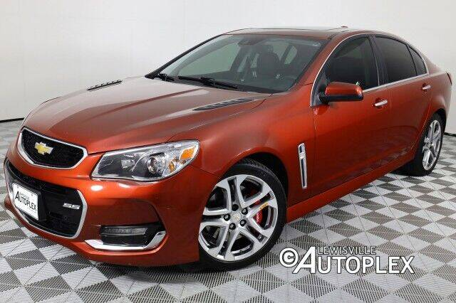 2016 Chevrolet SS for sale in Lewisville, TX