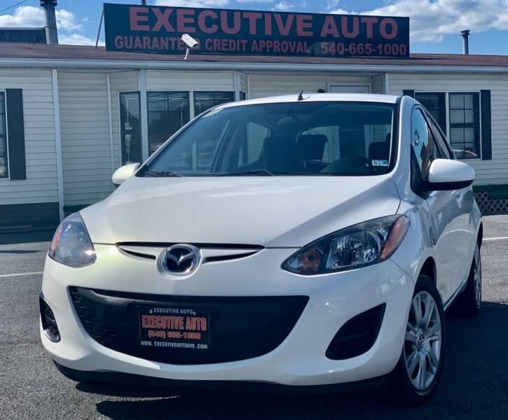 2011 Mazda MAZDA2 for sale at Executive Auto in Winchester VA