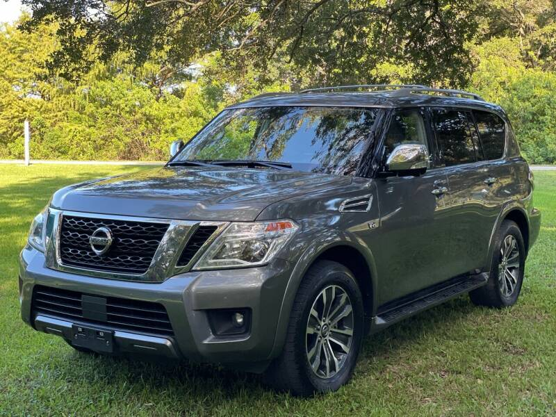 2020 Nissan Armada for sale at CAR UZD in Miami FL