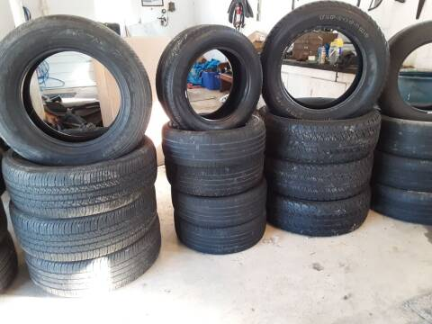 Tires Different Sizes for sale at Riverview Auto's, LLC in Manchester OH