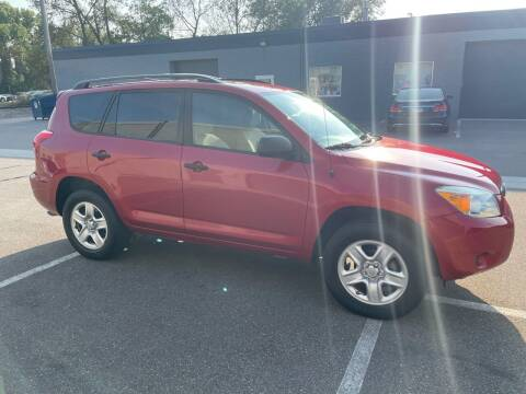 2008 Toyota RAV4 for sale at The Car Buying Center in Saint Louis Park MN