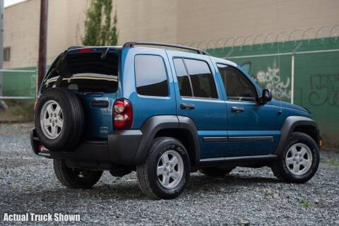 2006 Jeep Liberty for sale at Friesen Motorsports in Tacoma WA