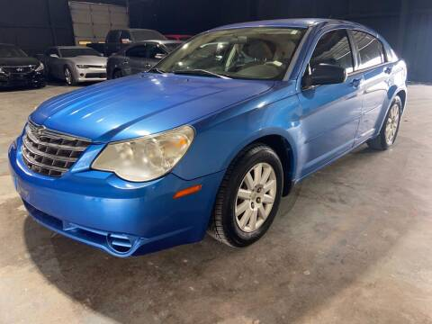 2008 Chrysler Sebring for sale at Safe Trip Auto Sales in Dallas TX