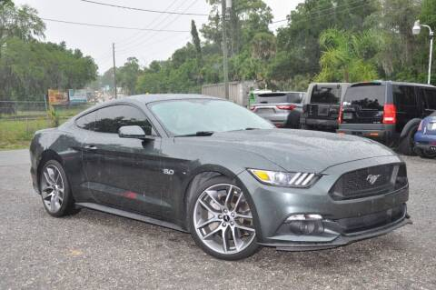 2015 Ford Mustang for sale at Elite Motorcar, LLC in Deland FL