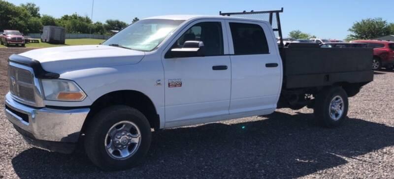 2012 RAM Ram Pickup 2500 for sale at Progressive Auto Plex in San Antonio TX