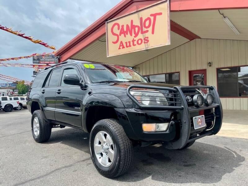 2005 Toyota 4Runner for sale in Tyler, TX