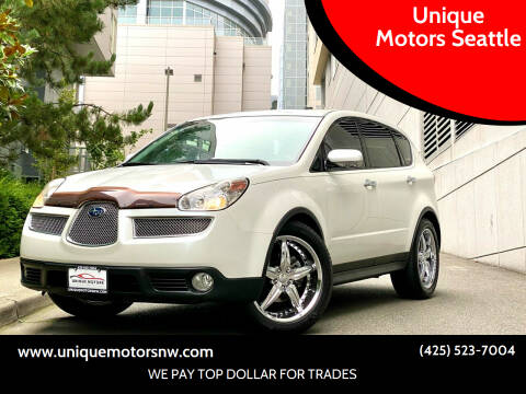 2006 Subaru B9 Tribeca for sale at Unique Motors Seattle in Bellevue WA