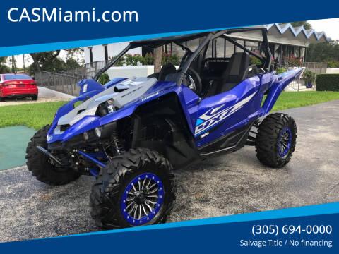 2020 Yamaha -