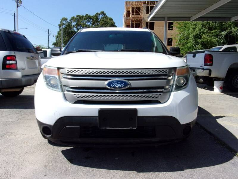 2015 Ford Explorer for sale at Carfast in Houston TX