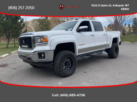 2014 GMC Sierra 1500 for sale at Auto Solutions in Kalispell MT