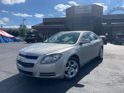 2008 Chevrolet Malibu for sale at FASTRAX AUTO GROUP in Lawrenceburg KY