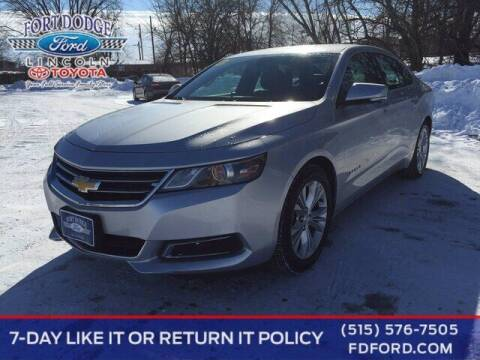 2014 Chevrolet Impala for sale at Fort Dodge Ford Lincoln Toyota in Fort Dodge IA