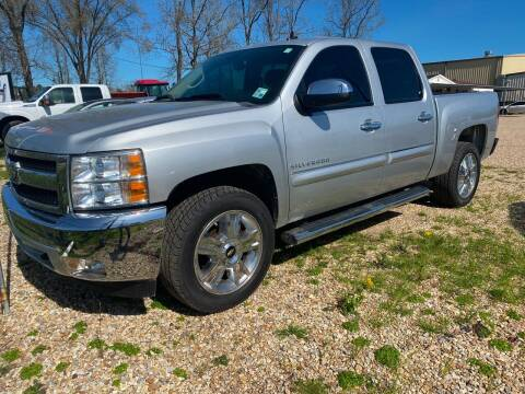 2012 Chevrolet Silverado 1500 for sale at Community Auto Specialist in Gonzales LA