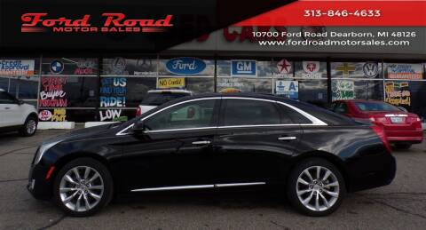 2015 Cadillac XTS for sale at Ford Road Motor Sales in Dearborn MI