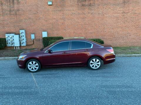 2010 Honda Accord for sale at University Auto in Frederick MD