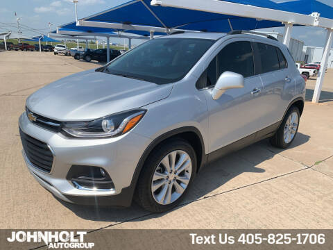 2017 Chevrolet Trax for sale at JOHN HOLT AUTO GROUP, INC. in Chickasha OK