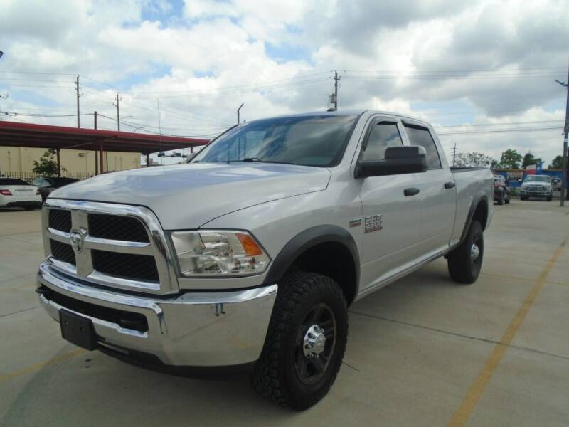 2018 RAM Ram Pickup 2500 for sale at Premier Foreign Domestic Cars in Houston TX