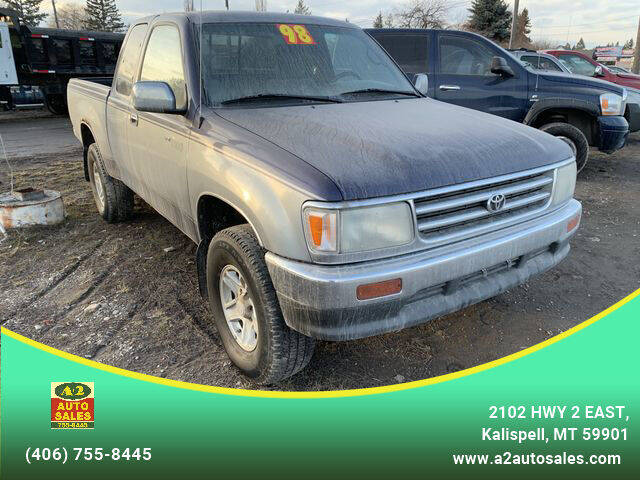 1998 Toyota T100 for sale in Kalispell, MT