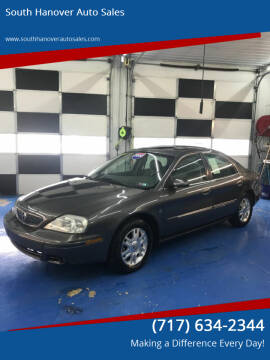 2004 Mercury Sable for sale at South Hanover Auto Sales in Hanover PA