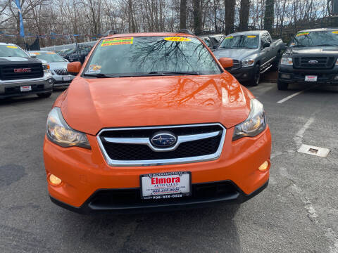 2014 Subaru XV Crosstrek for sale at Elmora Auto Sales in Elizabeth NJ