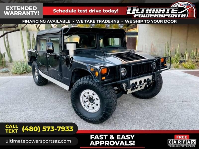 2000 AM General Hummer for sale in Scottsdale, AZ