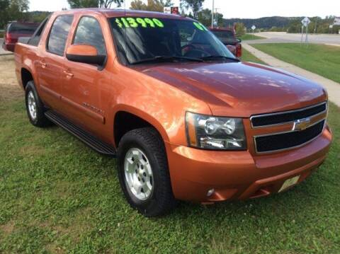 2007 Chevrolet Avalanche for sale at TRI-STATE AUTO OUTLET CORP in Hokah MN