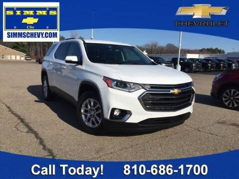 2018 Chevrolet Traverse for sale at Aaron Adams @ Simms Chevrolet in Clio MI