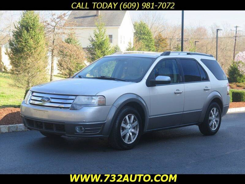 2008 Ford Taurus X for sale at Absolute Auto Solutions in Hamilton NJ