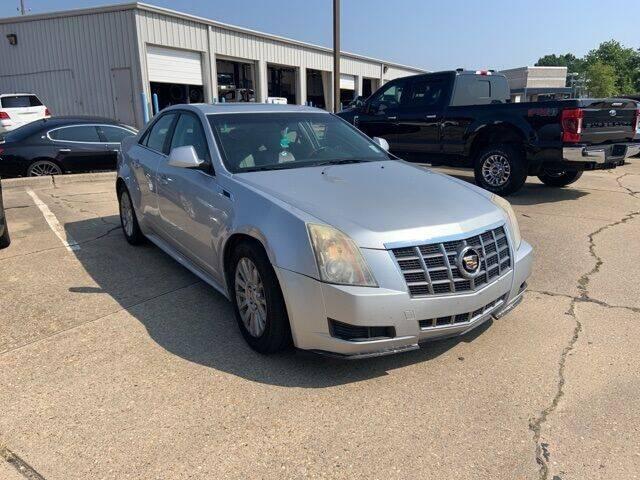 2012 Cadillac CTS for sale at Gregg Orr Pre-Owned Shreveport in Shreveport LA
