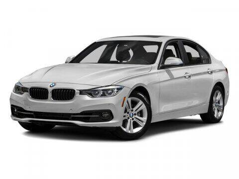 2017 BMW 3 Series for sale at NYC Motorcars in Freeport NY
