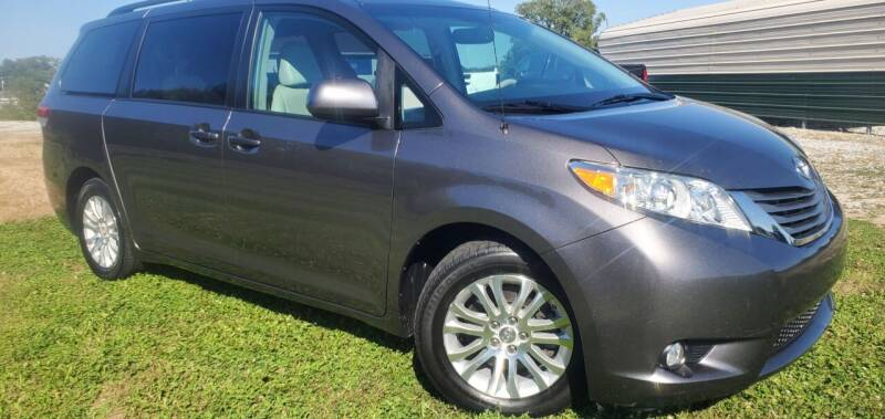 2011 Toyota Sienna for sale at Sinclair Auto Inc. in Pendleton IN