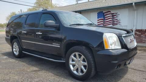 2014 GMC Yukon XL for sale at Sand Mountain Motors in Fallon NV