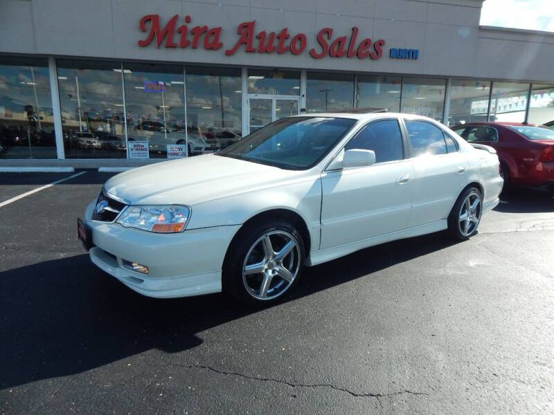 2003 Acura TL for sale at Mira Auto Sales in Dayton OH