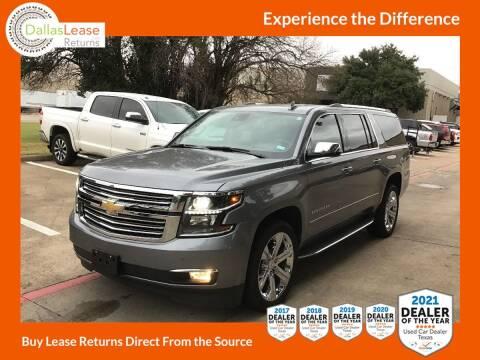 2020 Chevrolet Suburban for sale at Dallas Auto Finance in Dallas TX