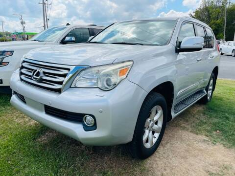 2010 Lexus GX 460 for sale at BRYANT AUTO SALES in Bryant AR