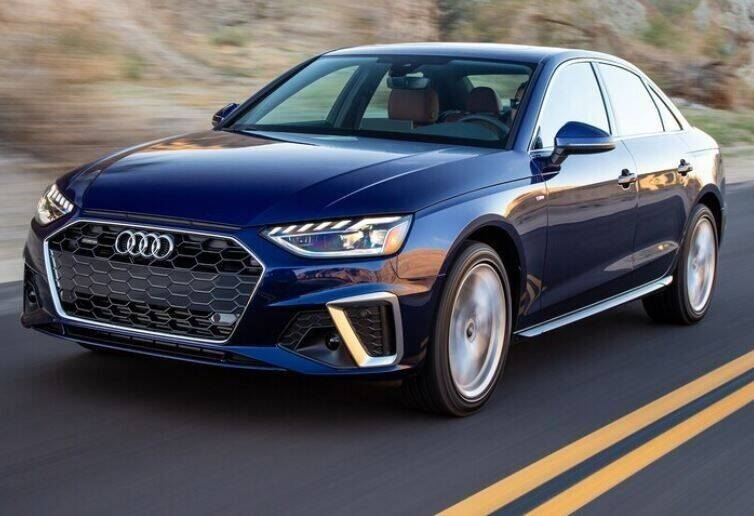 2022 Audi A4 for sale at Diamante Leasing in Brooklyn NY