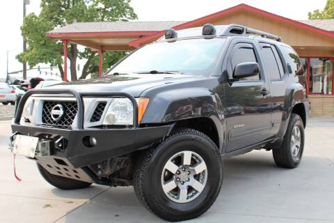 2010 Nissan Xterra for sale at ALIC MOTORS in Boise ID
