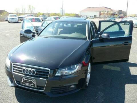 2010 Audi A4 for sale at Prospect Auto Sales in Osseo MN