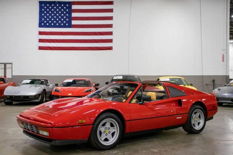 1986 Ferrari 328 GTS for sale in Grand Rapids, MI