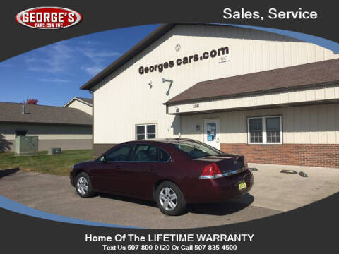 2007 Chevrolet Impala for sale at GEORGE'S CARS.COM INC in Waseca MN