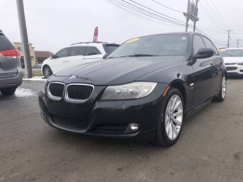 2011 BMW 3 Series for sale at Instant Auto Sales in Chillicothe OH