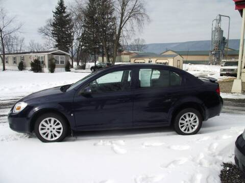 2009 Chevrolet Cobalt for sale at Country Truck and Car Lot II in Richfield PA