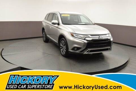 2019 Mitsubishi Outlander for sale at Hickory Used Car Superstore in Hickory NC