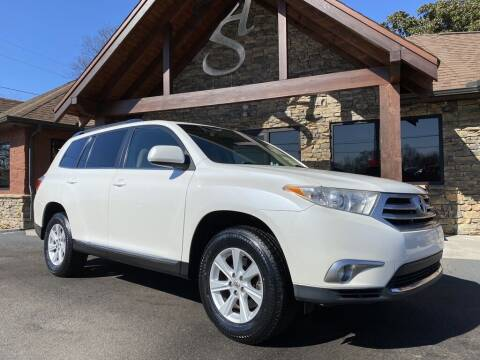2012 Toyota Highlander for sale at Auto Solutions in Maryville TN